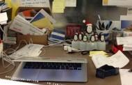 لماذا يجب عليك امتلاك مكتب فوضوي ؟